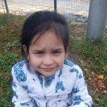 Фотография ребенка Айше на Вачанге