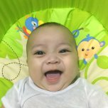 Zachary Jace D. Teves's baby picture on Wachanga