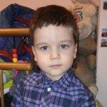 Фотография ребенка Олег 13:05 на Вачанге
