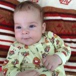 Фотография ребенка Леонид на Вачанге