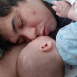 Фотография ребенка Николай на Вачанге