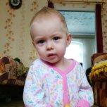 Фотография ребенка Настюша на Вачанге