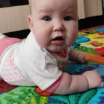 Фотография ребенка Мирослава на Вачанге