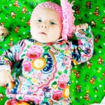 Фотография ребенка Вероничка на Вачанге