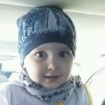 Фотография ребенка Андрюшка на Вачанге
