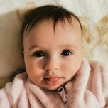 Sophia's baby picture on Wachanga