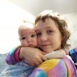 Фотография ребенка Стефания на Вачанге