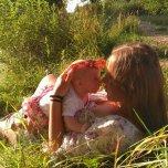 Фотография ребенка Софи на Вачанге