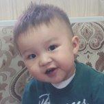 Фотография ребенка Ынтымакбай на Вачанге