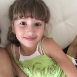 Фотография ребенка Элина на Вачанге