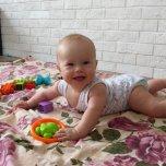 Фотография ребенка Софья на Вачанге
