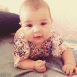 Фотография ребенка Евгения на Вачанге