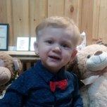 Фотография ребенка Евгений на Вачанге