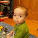 Фотография ребенка Георгий на Вачанге