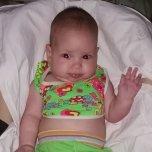 Фотография ребенка Ирина на Вачанге