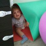 Фотография ребенка Тима на Вачанге