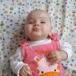 Фотография ребенка Славяна на Вачанге