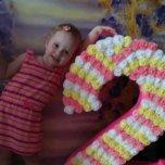 Фотография ребенка Дарья на Вачанге