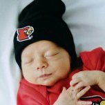 Braxton's baby picture on Wachanga