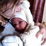Фотография ребенка Валерия на Вачанге