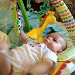 Фотография ребенка Андрюша на Вачанге