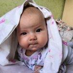 Фотография ребенка Катерина на Вачанге