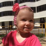 Фотография ребенка Евангелина на Вачанге