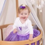 Фотография ребенка Виолетта на Вачанге