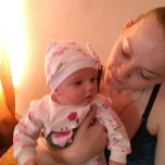 Фотография ребенка Татьяна на Вачанге