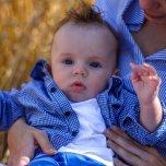 Фотография ребенка Славик на Вачанге