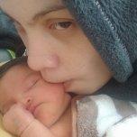 Iman Al Raudhah's baby picture on Wachanga