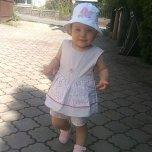 Petronelka's baby picture on Wachanga