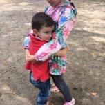 Фотография ребенка Рома на Вачанге