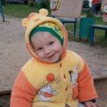 Фотография ребенка Яна на Вачанге