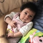 Фотография ребенка Кариночка на Вачанге