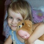 Фотография ребенка Алёна на Вачанге
