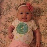 Stella's baby picture on Wachanga