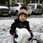 Фотография ребенка Павел на Вачанге
