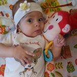 Фотография ребенка Есения на Вачанге