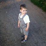 Фотография ребенка Даниэль на Вачанге