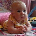 Фотография ребенка Николь на Вачанге