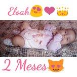 Vitória's baby picture on Wachanga