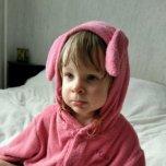 Фотография ребенка Ксения на Вачанге