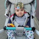 Фотография ребенка Илья на Вачанге