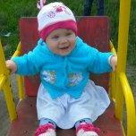Фотография ребенка Алиса на Вачанге