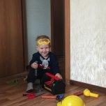 Фотография ребенка Стасик на Вачанге