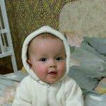 Фотография ребенка Мария на Вачанге