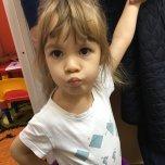 Фотография ребенка Александра на Вачанге