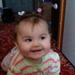 Фотография ребенка Ева на Вачанге