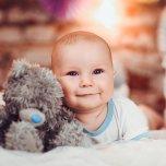 Фотография ребенка Велимир на Вачанге